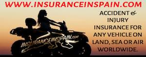 Accident and injury insurance in Spain