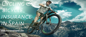 bicycle insurance in spain sports bikes, racing bikes and tandems