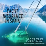 Boat and marine insurance in Spain