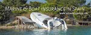 boat insurance Spain, marine, speedboat, jetski, yacht  insurance