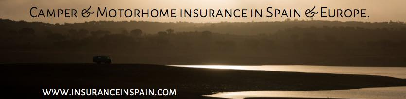 motorhome insurance in spain covering all campers and camper vans in europe