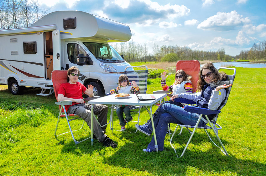 Motorhome insurance in Spain, Camper van insurance in Spain.