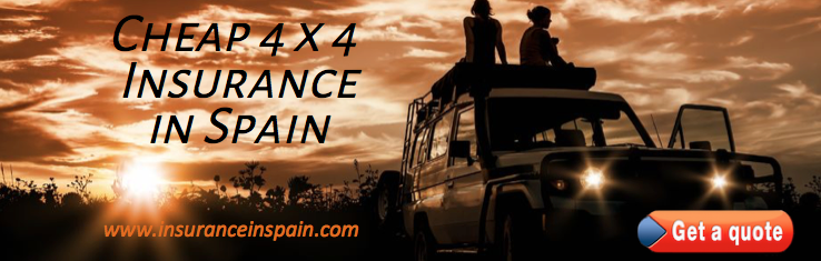 cheap 4x4 insurance in spain offload all terrain vehicle insurance