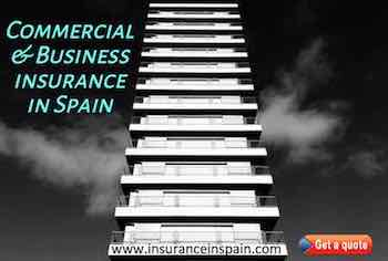 cbusiness and commercial property insurance in spain