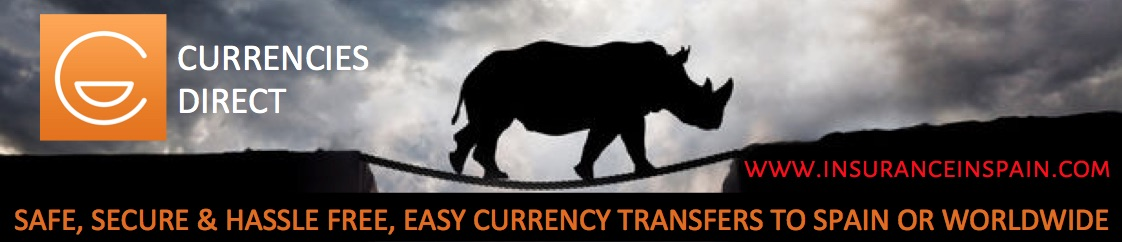 Cheap Currency transfers to Spain, Portugal, Europe and worldwide