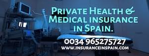 Emergency Spanish health and medical insurance Spain
