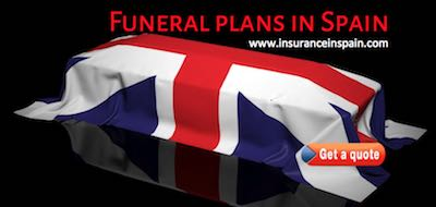 cheap funeral plans in spain insurance expats british