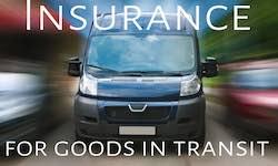 Goods in Tranit Insurance in Spain