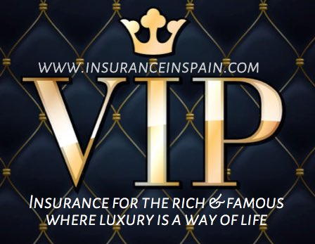 Insurance in Spain for the rich and famous, insurance for the wealthy in Spain