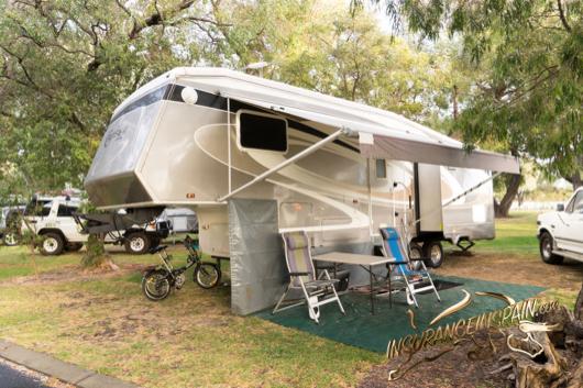 motorhome, caravan, camper van insurance in Spain
