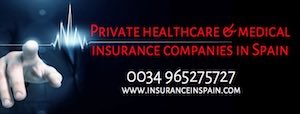 Private healthcare and medical insurance companies in Spain
