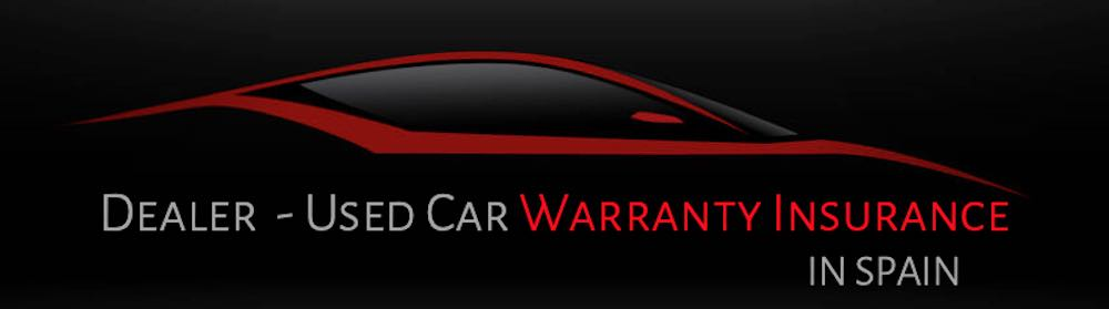 Used car warranty insurance for car dealers in Spain