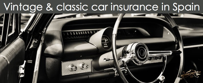 classic and vintage car insurance in spain
