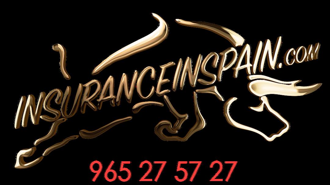 Insurance in spain, com - logo-gold