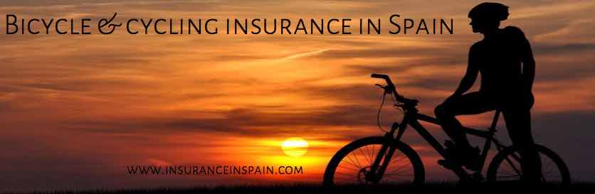 bicycle and cycling insurance in spain bikes trikes and electric bicycle insurance