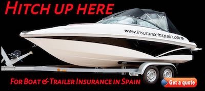 boat trailers and towing insurance in spain and europe for expats