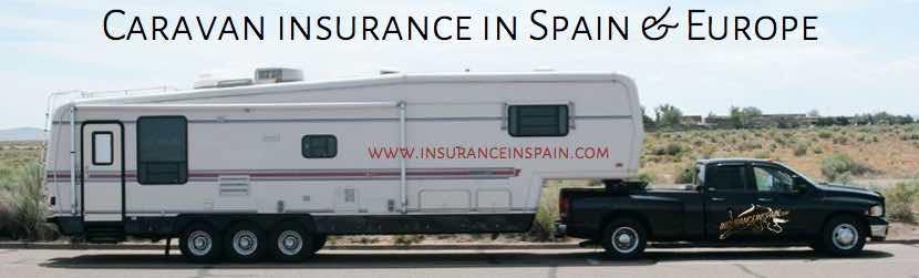caravan insurance in spain towing and trailer insurance in spain