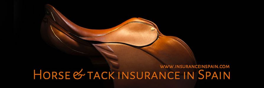 insurance in spain for horses riders and tack with third party liability