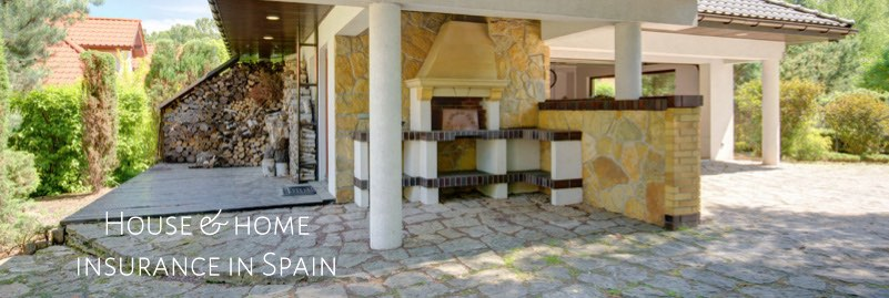 home insurance in spain with buildings and contents cover for rentals