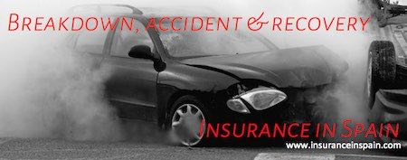 cheap breakdown recovery insurance in spain