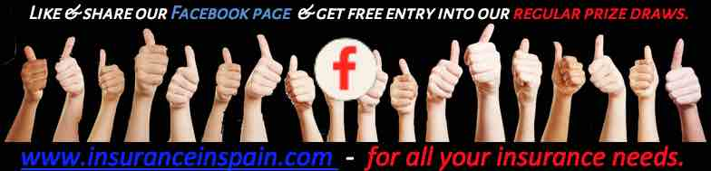 car insurance in spain facebook like us