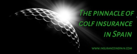 golf insurance in spain golf buggies and golfing cover