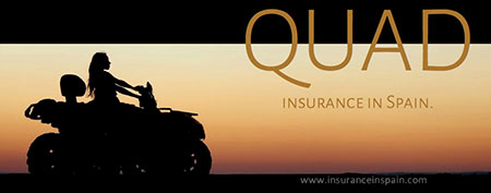 quad insurance in Spain Compare cheap quad insurance