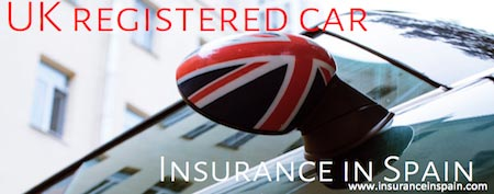 cheap english registered car insurance in spain