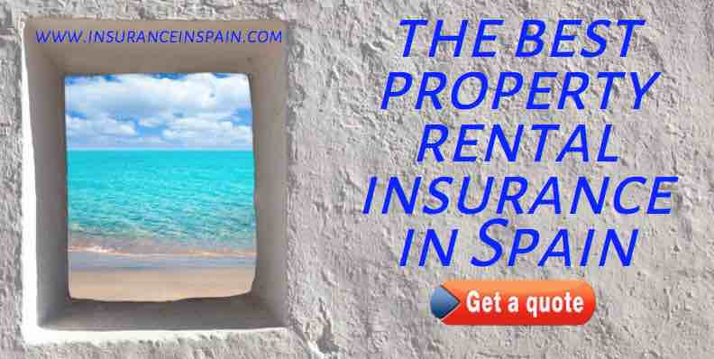 the best property rental insurance in spain with emergency 24 hour callout