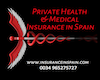 Immediate 24 hour emergency healthcare cover with www.insuranceinspain.com policies.