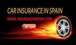 Car insurance Spain, Portugal, Gibraltar, Europe.