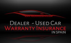 Car warranty insurance for car dealers in Spain