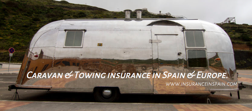 caravan insurance in spain with towing and breakdown recovery insurance