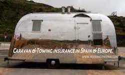caravan insurance in spain with  breakdown recovery