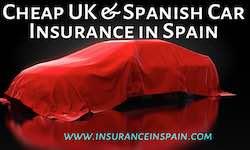 Cheap Car Insurance in Spain for UK reg Cars