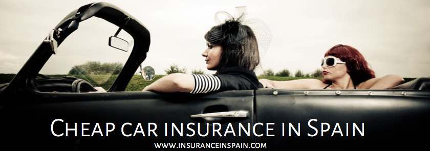 cheap car insurance in spain auto insurance van 4x4 and motorcycle insurance