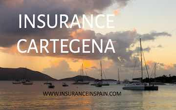 Insurance Cartegena, Mucia Spain