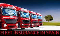Get a q quote for Fleet vehicle insurance in Spain
