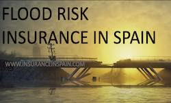 Flood risk insurance for expats living in Spain