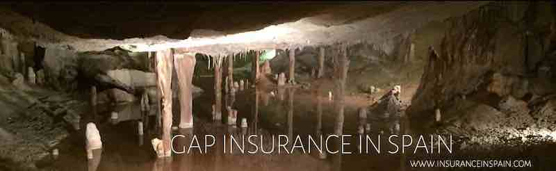 Guaranteed Asset protection Insurance GAP insurance Spain
