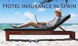 Hotel, hostel and bedsit insurance in Spain,