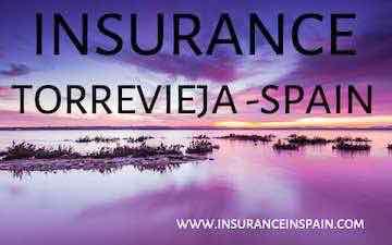 Insurance Torrevieja, La Zenia, Costa Blanca, Spain