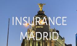 Spaire in Madrid advertising Insurance in Madrid for Expats