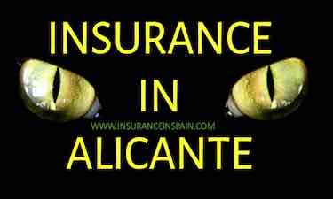 Insurance Alicante Spain get a quote