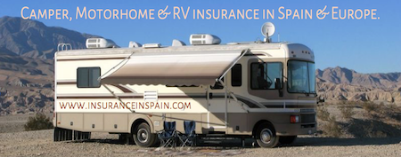 campervan and motorhome insurance in spain cheap