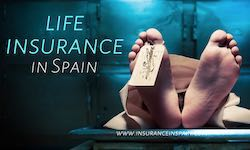 life insurance Spain repatriation cremation funeral nsurance