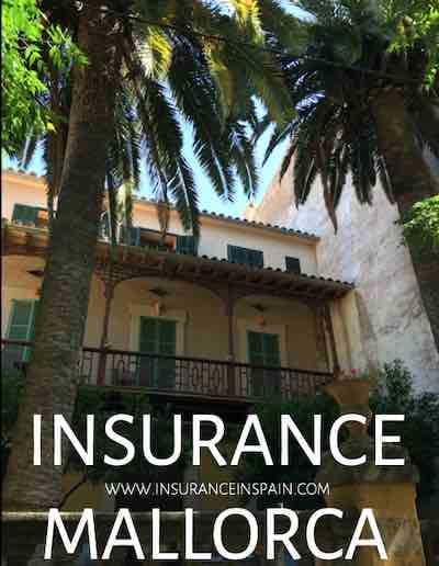 Insurance Agents in Mallorca proving car, house, health, holiday home, life, pet and any other form of insurance needed in Mallorca