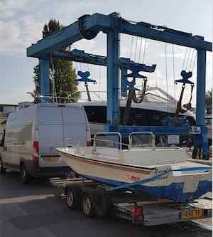 Insured Boat deliveries and transport in Spain