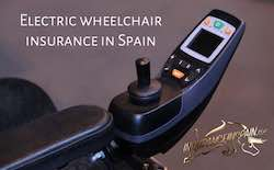 mobility and disability scooter insurance in spain for the disabled