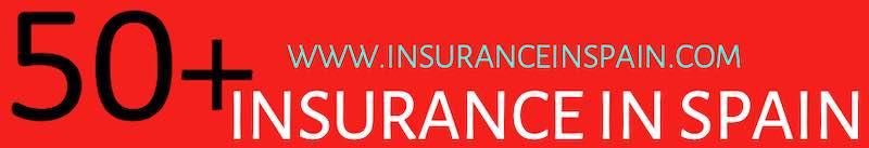 Over 50 insurance in Spain